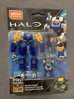 Mega Construx HALO Pro Builders SKYFIRE EXOSUIT Figure GLB73 New