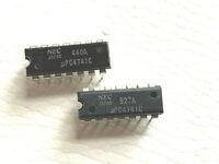 """UPC4741C """"Original"""" NEC 14P DIP IC LOT OF 5"""