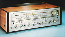 Pioneer SX-850 SX-950 Complete Restoration and Repair Service with Warranty