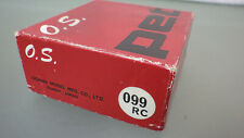 Vtg Os Pet Iii 099 Rc Gas Engine w/ Box Instruction Extra Boat Parts * Clean R/C