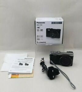 Panasonic DMC-TZ80 LUMIX 18.1MP SuperZoom Black 32GB Boxed - UK SELLER
