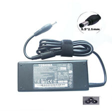 Original 19V 4.74A 90W AC adapter Supply Charger For Toshiba Satellite laptop