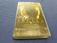 The Skulls - VHS - Aussie Seller - Free Post