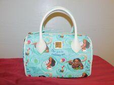 Disney Parks Princess Moana Crossbody Satchel Bag by Dooney and Bourke New Tags
