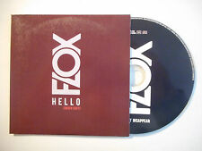 FLOX : HELLO ( RADIO EDIT ) ♦ CD SINGLE PORT GRATUIT ♦