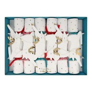 Leaping Reindeer Medium Crackers
