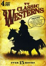 TV Classic Westerns [New DVD]