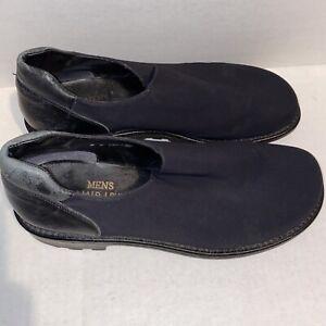 Donald J Pliner Uwait Men's Leather & Synthetic Upper Loafer size 9M