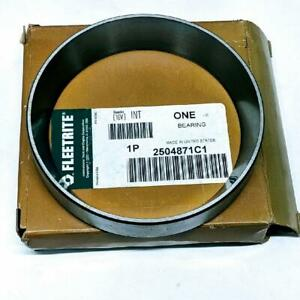 Fleetrite International 2504871C1 Differential Side Tapered Bearing Cup NOS