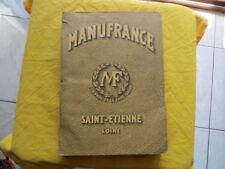 Catalogue MANUFRANCE 1951