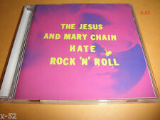 The JESUS and MARY CHAIN cd HATE ROCK n ROLL b-sides compilation album