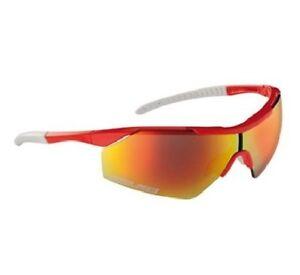 Occhiali SALICE Mod.004 RW Rosso Lens Rosso/GLASSES SALICE 004RW RED LENS RED