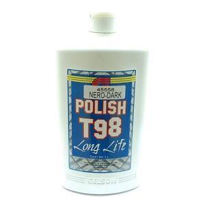 GELSON T98 Dark 1LT Polish, Finish Von Langer Dauer Schutz- für Auto Motorrad