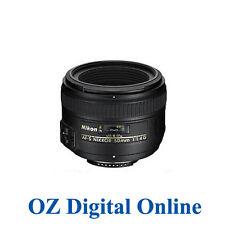New Nikon AF-S Nikkor 50mm f/1.4 G F1.4 D90 1 Yr  AuWty