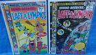 Marvel Comics Hanna-Barbera's Laff-A-Lympics Lot #2 & #12 Yogi Scooby Dynomutt