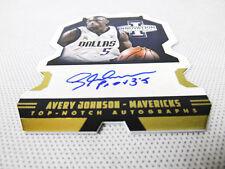 Autographed Dallas Mavericks Basketball Trading Cards