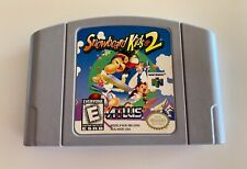 Nintendo 64 N64 Authentic Snowboard Kids 2 Atlus Game 2 (Nintendo 64, 1999)