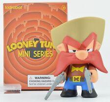 Looney Tunes Kidrobot 3-Inch Vinyl Mini-Figure - Yosemite Sam