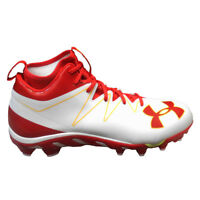 Brand New Under Armour Men's Team Spine Nitro Mid MC Football Cleats