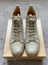 Authentic Christian Louboutin Mens Leather Sneaker US11 EU44 UK10