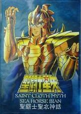Bandai Saint Seiya Cloth Myth Metal Plate Sea Horse Bian