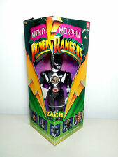 BANDAI MIGHTY MORPHIN POWER RANGERS ZACH BLACK  RANGER MMPR