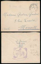 Military, War George V (1910-1936) Cover European Stamps