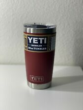 Yeti Brick Red 20 oz Tumbler w/ Magslider *Discontinued Color* - Free Shipping
