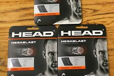 Head MegaBlast 17 Gauge String / Three Sets of Strings (Black Color)