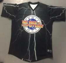 Greensboro Grasshoppers Back To The Future Jersey Size 48 BTTF Marlins