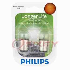 Philips Courtesy Light Bulb for Pontiac Beaumont Bonneville Catalina mw