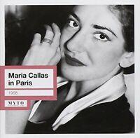 MARIA CALLAS LIVE IN PARIS  (1 - MARIA CALLAS LIVE IN PARIS  (1 [CD]