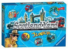 Ravensburger Junior Scotland Yard Man Hunt Crime Detective Kids Fun Board Game