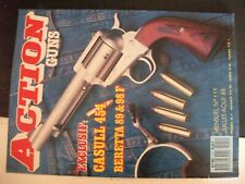**ju Action Guns n°111 454 Casull / ML 10 Pioneer / Walther P38 contre P1