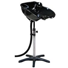 Deluxe Adjustable Portable Shampoo Rinse Bowl Basin Drain Hose Salon Equipment