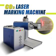 55W CO2 Coherent Laser Source Laser Marker Engraver Laser Marking Machine