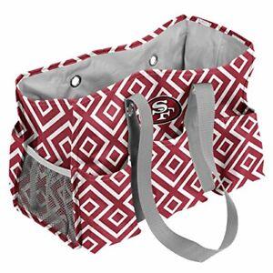 Logo Brand NFL San Francisco 49ers Junior Caddy Tote Bag