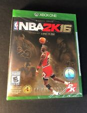NBA 2K16 [ Michael Jordan SPECIAL Edition ] (XBOX ONE) NEW