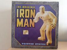 the original iron man painted statue gold version bowen designs