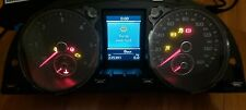 VW PASSAT B7 CC INSTRUMENT CLUSTER COLOR FUL LCD 3AA920980E