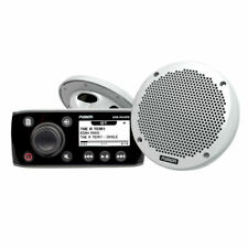 Fusion MS-RA55 Marine Stereo with 6 inch 2-Way Speaker Pack - MS-RA55KTS