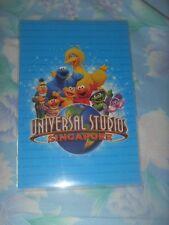 Brand New Universal Studios Singapore Postcard - Sesame Street