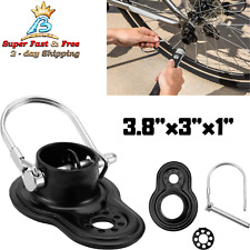 """Instep 16/"""" Bicycle Bike Trailer Quick Release Wheel Tire Replacement Part"""