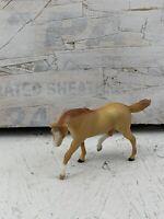 Vintage 1999 Breyer-Reeves Stablemates  Tan Foal horse toy