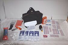 48 Hour 2 Day Emergency Car Survival Kit Vehicle Truck Boat Disaster Zombie Fire