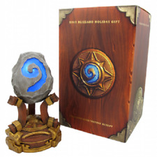 HEARTHSTONE STATUE SCULPT 2013 Blizzard Entertainment Employee ONLY Holiday Gift