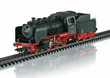 Märklin 36244 H0 1/87 Locomotora de Vapor con Ténder Remolcado Serie BR 24 de Los Ferrocarriles Federales (DB)