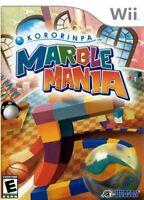 Kororinpa: Marble Mania - Nintendo  Wii Game