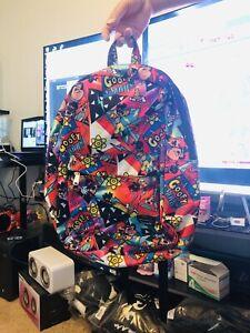 Loungefly x Disney Goofy Movie AOP Backpack - NWT