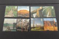 GB MNH STAMP SET 2005 World Heritage Sites SG 2532-2539